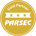 Parsec Gold Partner Badge ACC